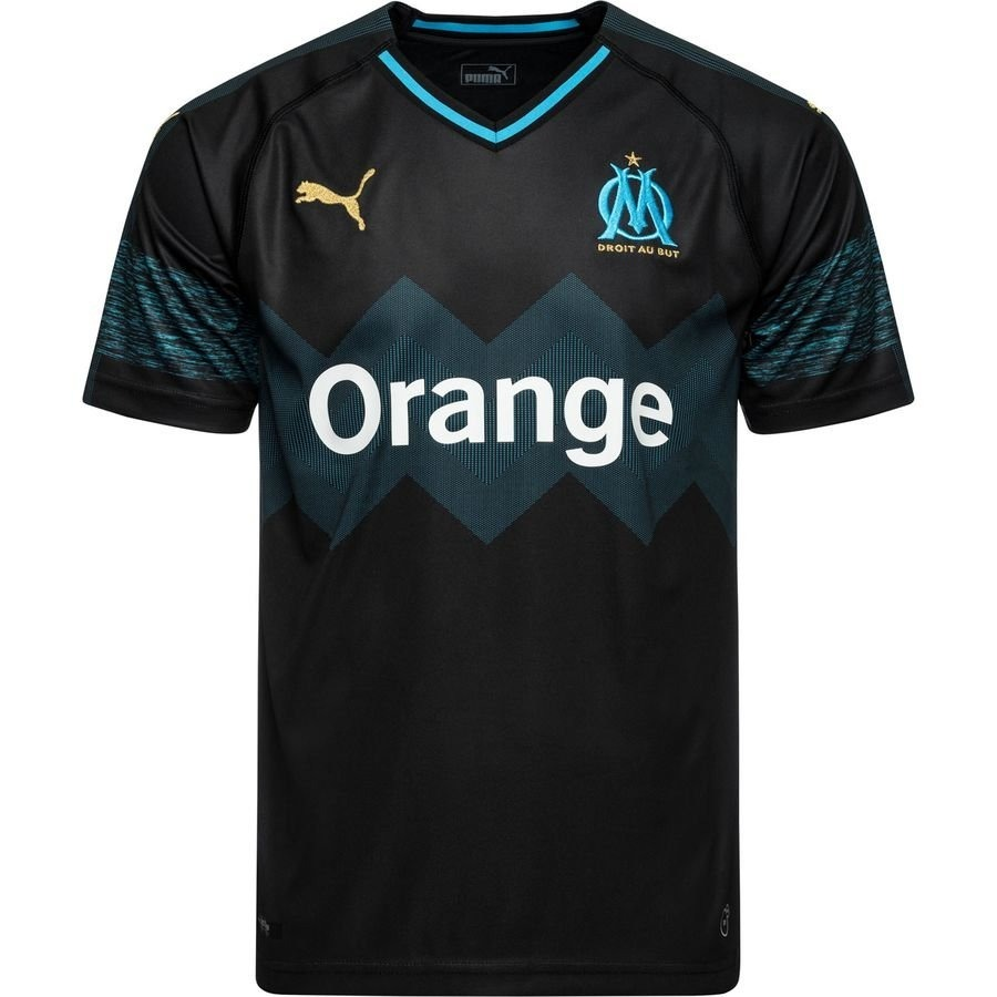 826b3f451 Camisa Olympique Marseille 18-19 ( Pronta Entrega ) C video - R  139 ...