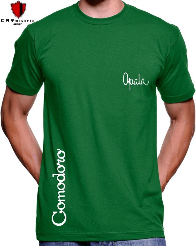 6bee22e0d7 Camisa Opala Comodoro 6 Cilindros 4 Cilindros - Carmisaria - R  97 ...