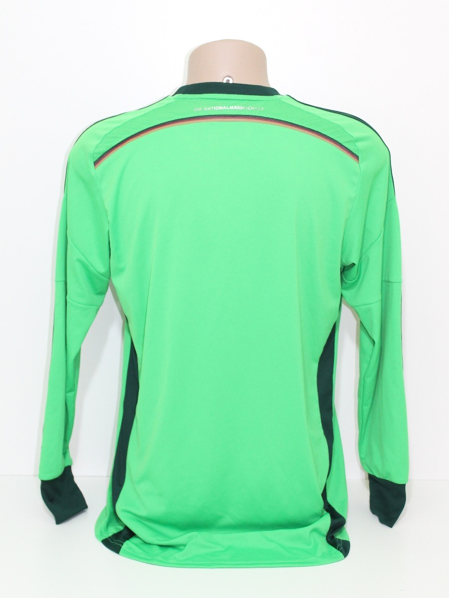 camisa original alemanha 2014 goleiro. Carregando zoom. cb9ece2b54136