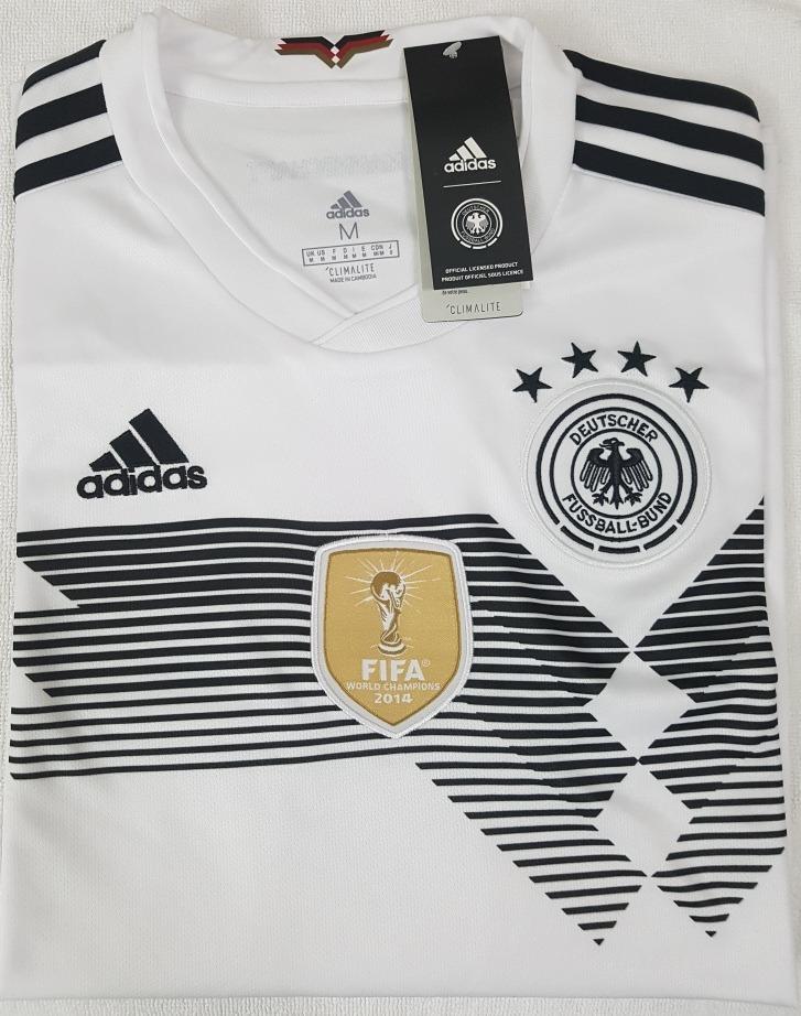221a2b9369 Camisa Original Alemanha Copa 2018 (home) Frete Grátis! - R  120