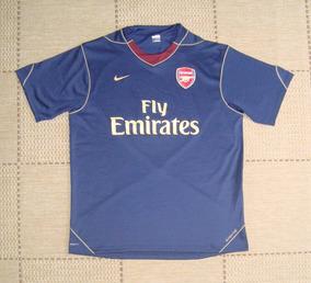 3bde002c11 Camisa Dourada Do Arsenal no Mercado Livre Brasil