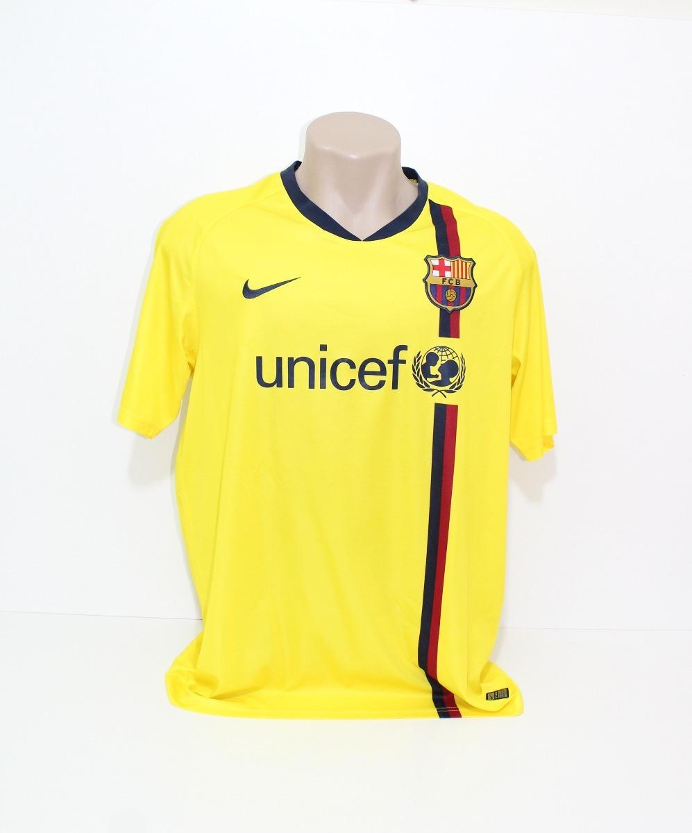 camisa original barcelona 2008 2009 away. Carregando zoom. 9cdd708ae68bf