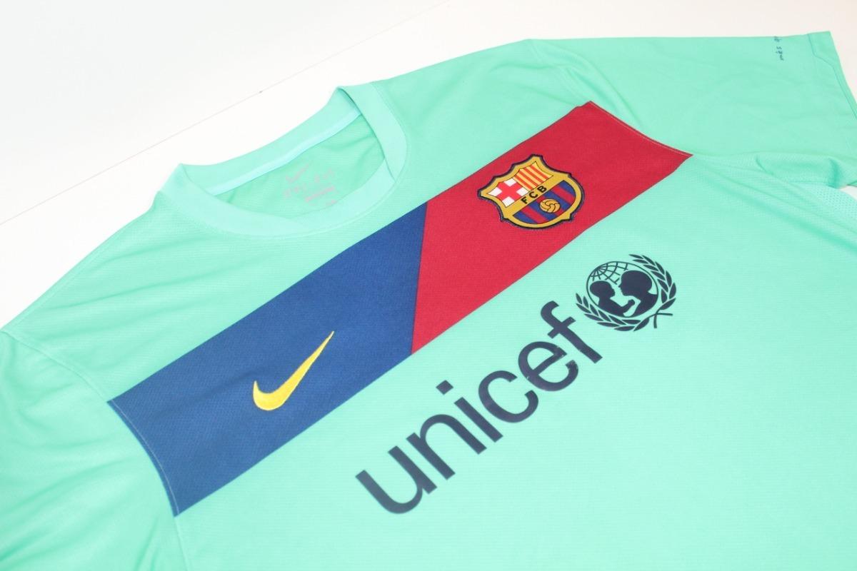 camisa original barcelona 2010 2011 away. Carregando zoom. fd2ba98a5f3f9