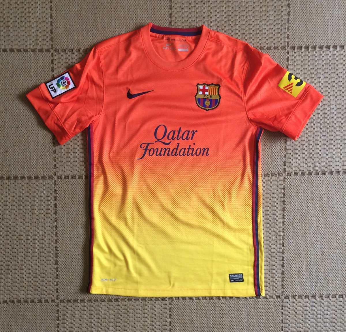 3f788dc8a0e99 camisa original barcelona 2012 2013 away. Carregando zoom.