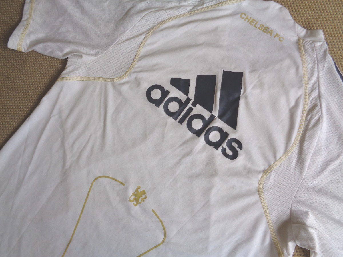 3c5cd0f4aa camisa original chelsea 2010 2011 treino formotion. Carregando zoom.