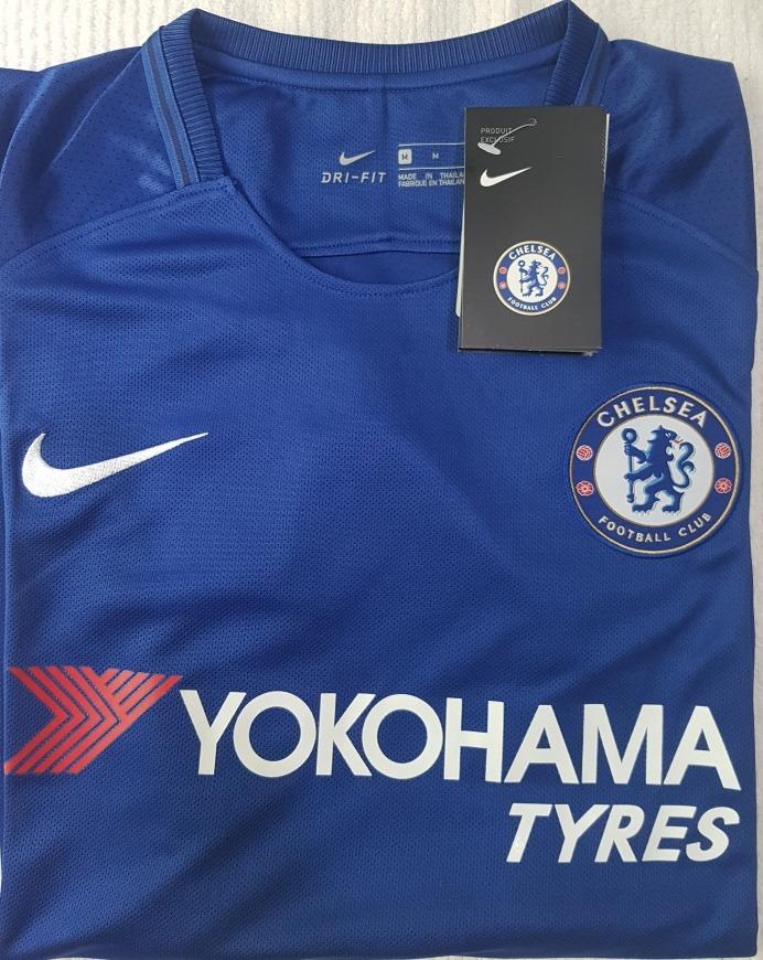 a5cc48c9d6 Camisa Original Chelsea 2018 (home) Frete Grátis! - R  120
