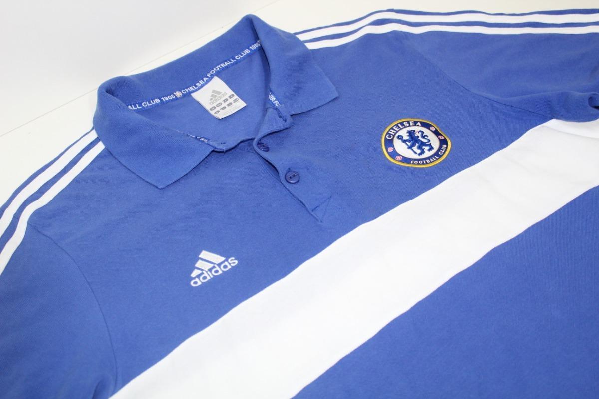 camisa original chelsea viagem azul. Carregando zoom. ad3fa2b07da7c