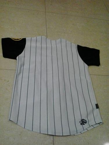 camisa original de los leones de niño
