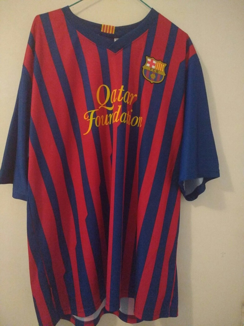 camisa original del fc barcelona - messi. Cargando zoom. 8031e0dd8df65