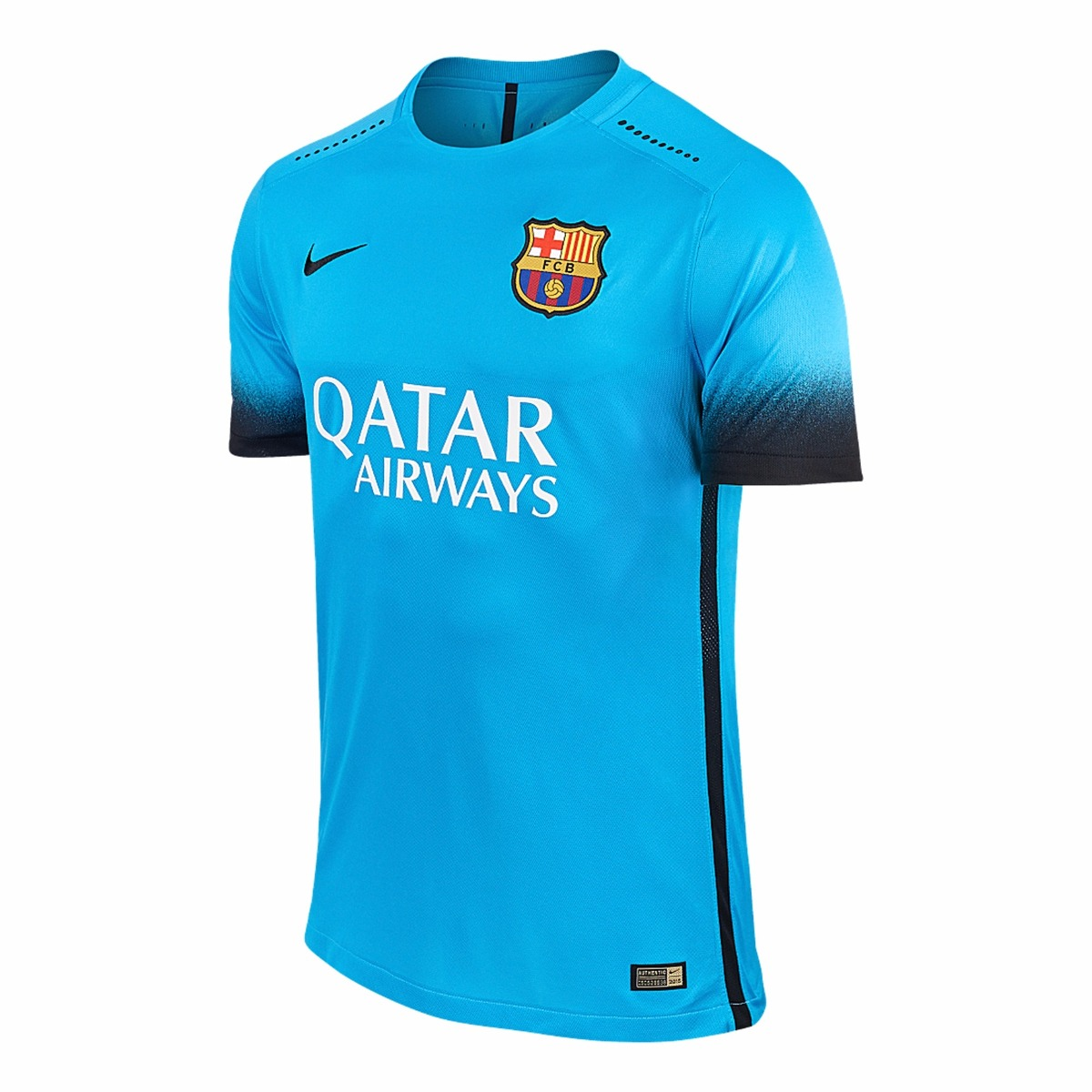 camisa original do barcelona barça neymar messi home e away. Carregando  zoom. 255af0899e5