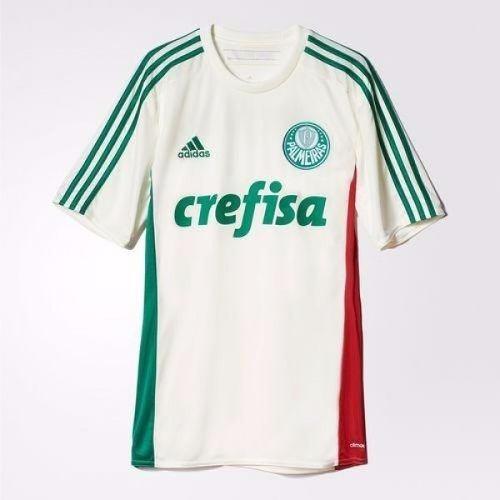 Camisa Original Do Palmeiras 2015 Todas Verde Branco Azul - R  89 d33413ac42840