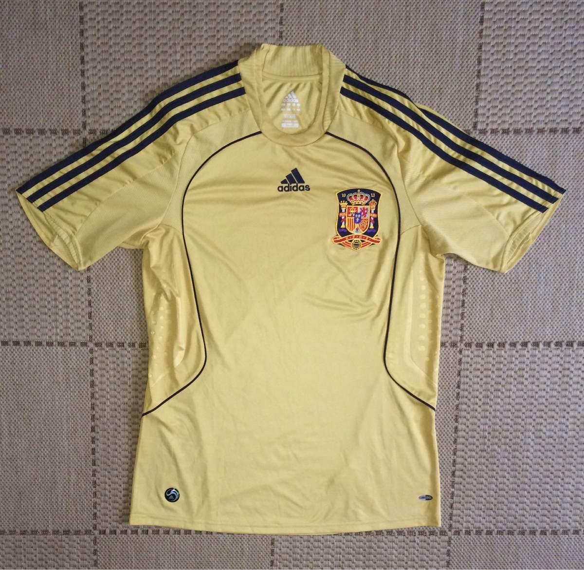 camisa original espanha 2008 away. Carregando zoom. dab525b30bac6