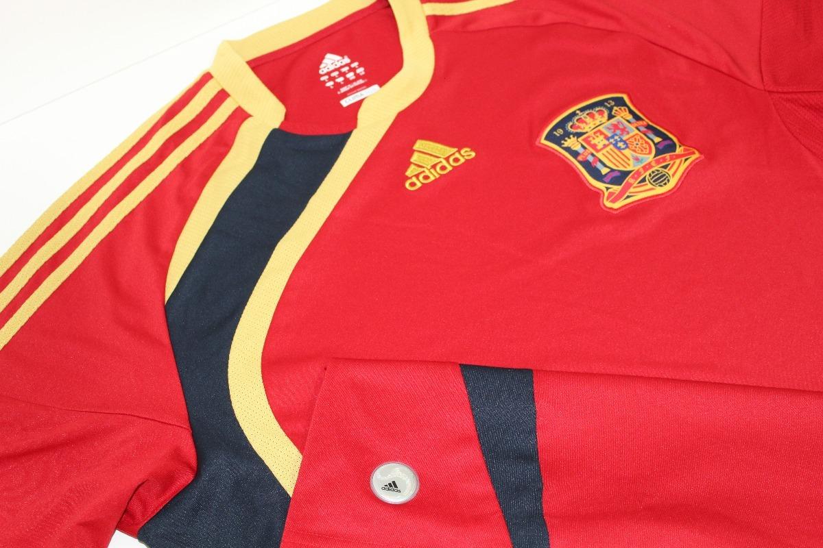 5dd6dac9e8 camisa original espanha 2009 home. Carregando zoom.