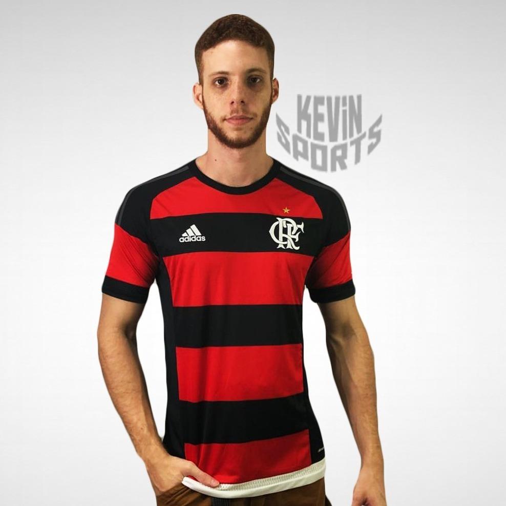 5993a684e0da2 Camisa Original Flamengo adidas 2015 16 - R  155