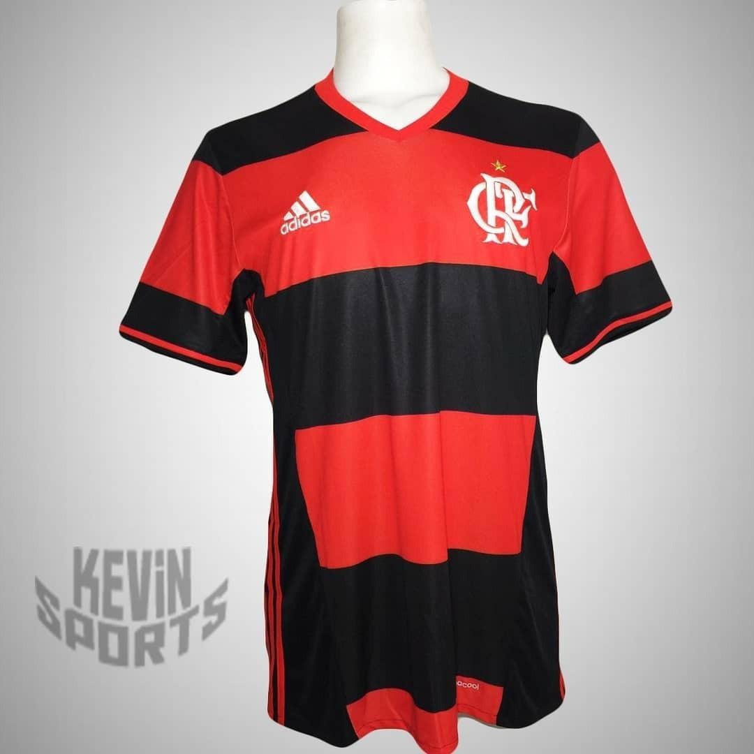 9ed3d8b3b9 Camisa Original Flamengo adidas 2016 Rubro-negra - R$ 210,00 em ...