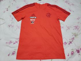 Kit 2 Camisas Flamengo adidas 2018 - Frete Grátis Cor Branco - R ... fab697e04a155