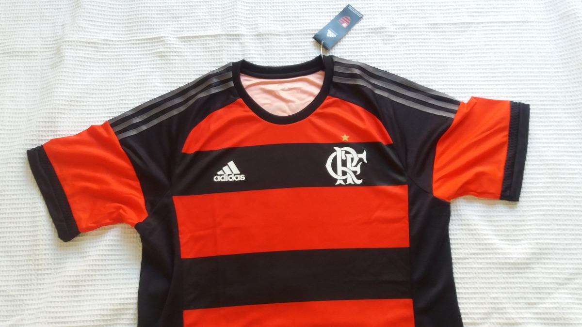 7b50c46100 Camisa Original Flamengo adidas Adizero