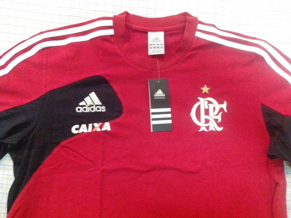 camisa original flamengo adidas comissão técnica nova. Carregando zoom. 9e017916c8519