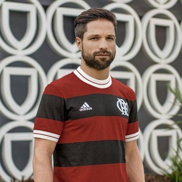 9bef39f465c Camisa Original Flamengo adidas Icon Edição Limitada Retrô - R  299 ...