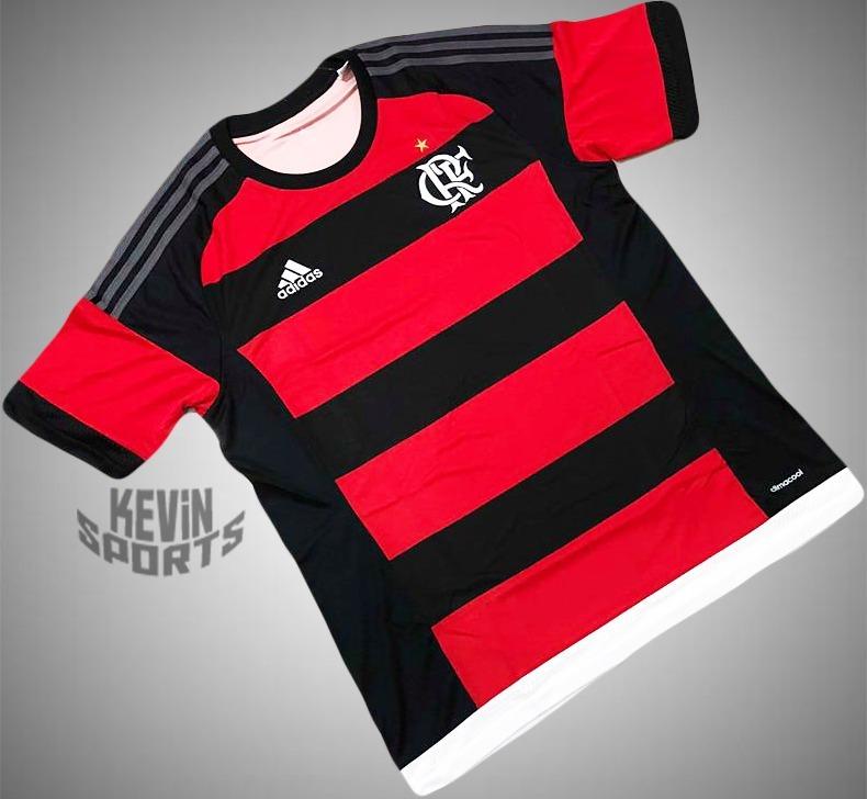 a91904b78e Camisa Original Flamengo adidas Rubro-negra 2015 2016 - R$ 139,90 em ...