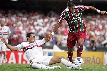 d5ec2c0e65 Camisa Original Fluminense 2008 2009 Home - R  160