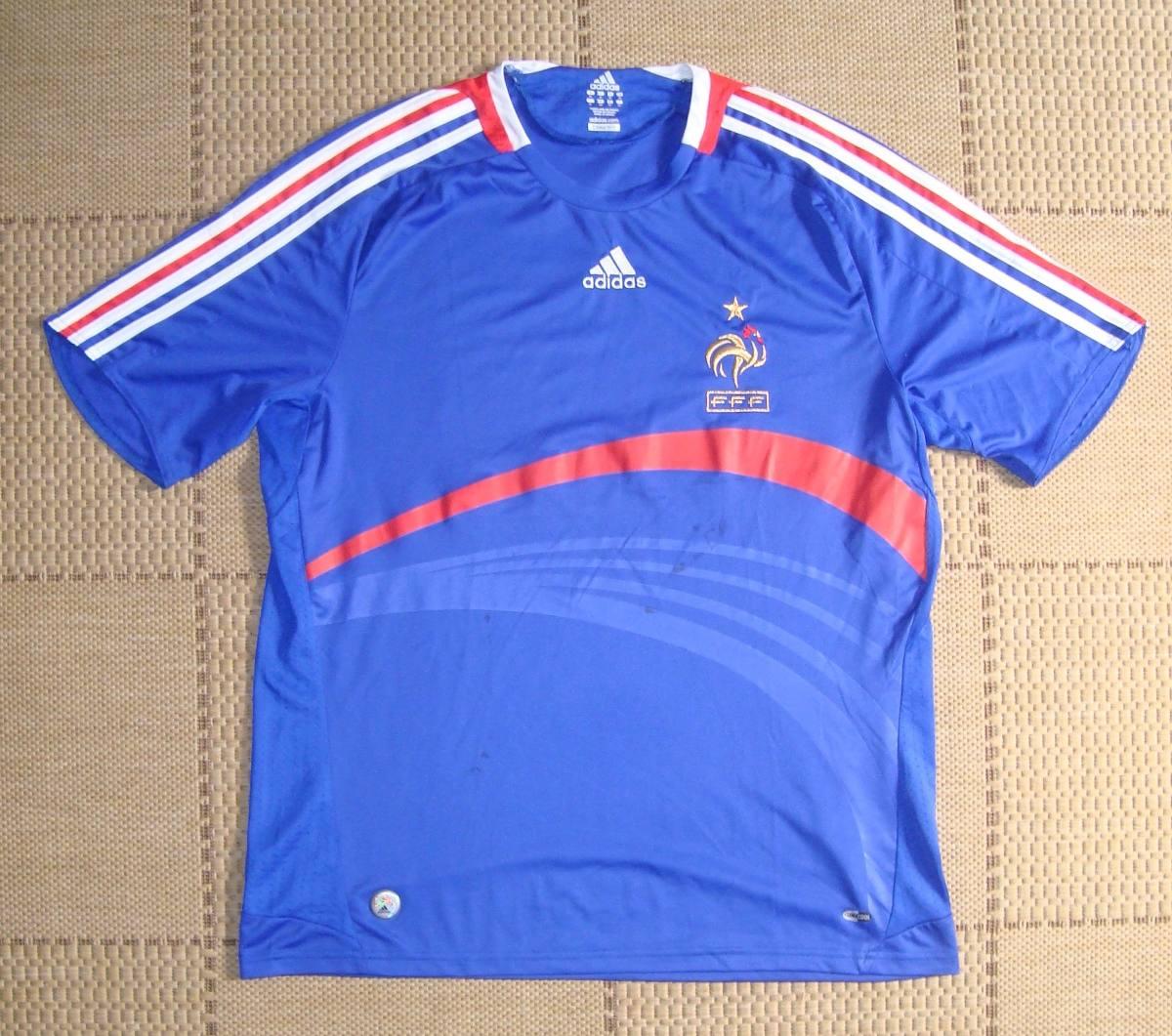 camisa original frança 2007 2008 home. Carregando zoom. 73dfffcf50569