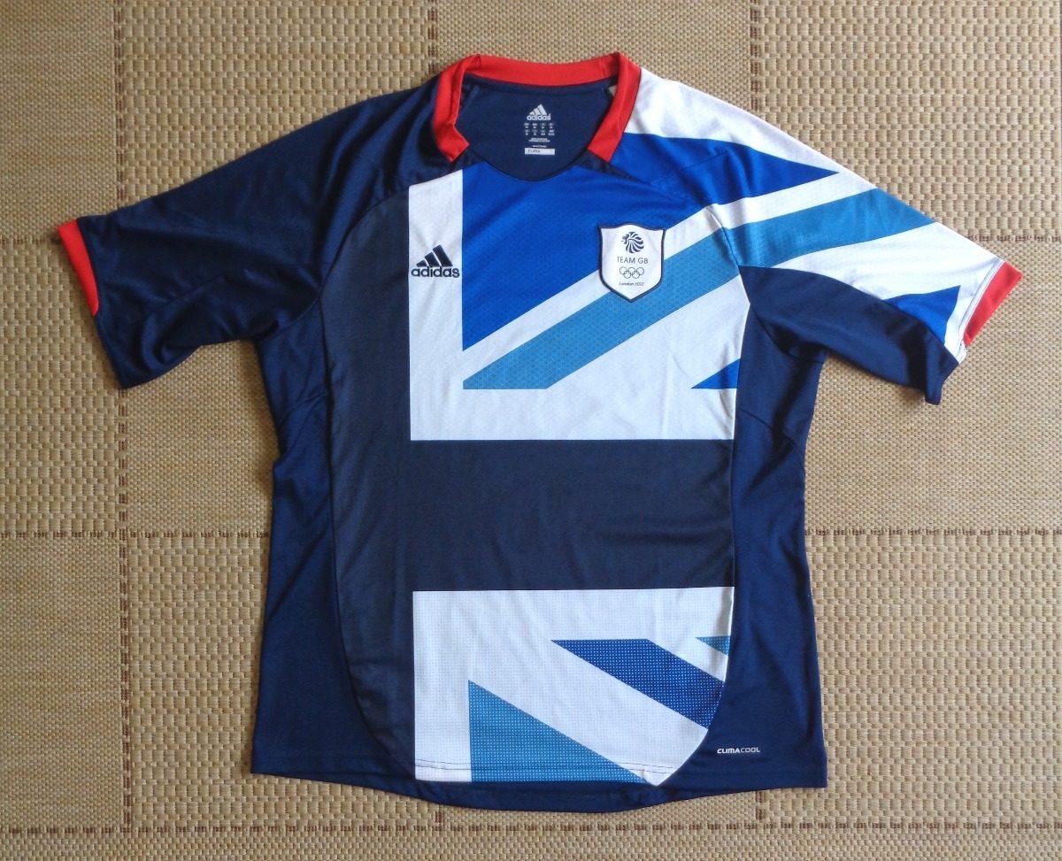 camisa original grã bretanha 2012 home olimpíadas. Carregando zoom. 68f66c85dedc5