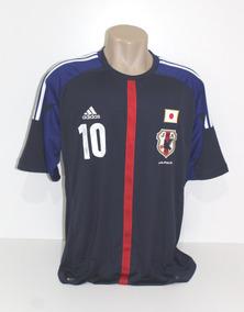 6c7b66f0c6 Adidas Japao - Camisas de Futebol Azul-marinho com Ofertas Incríveis no  Mercado Livre Brasil