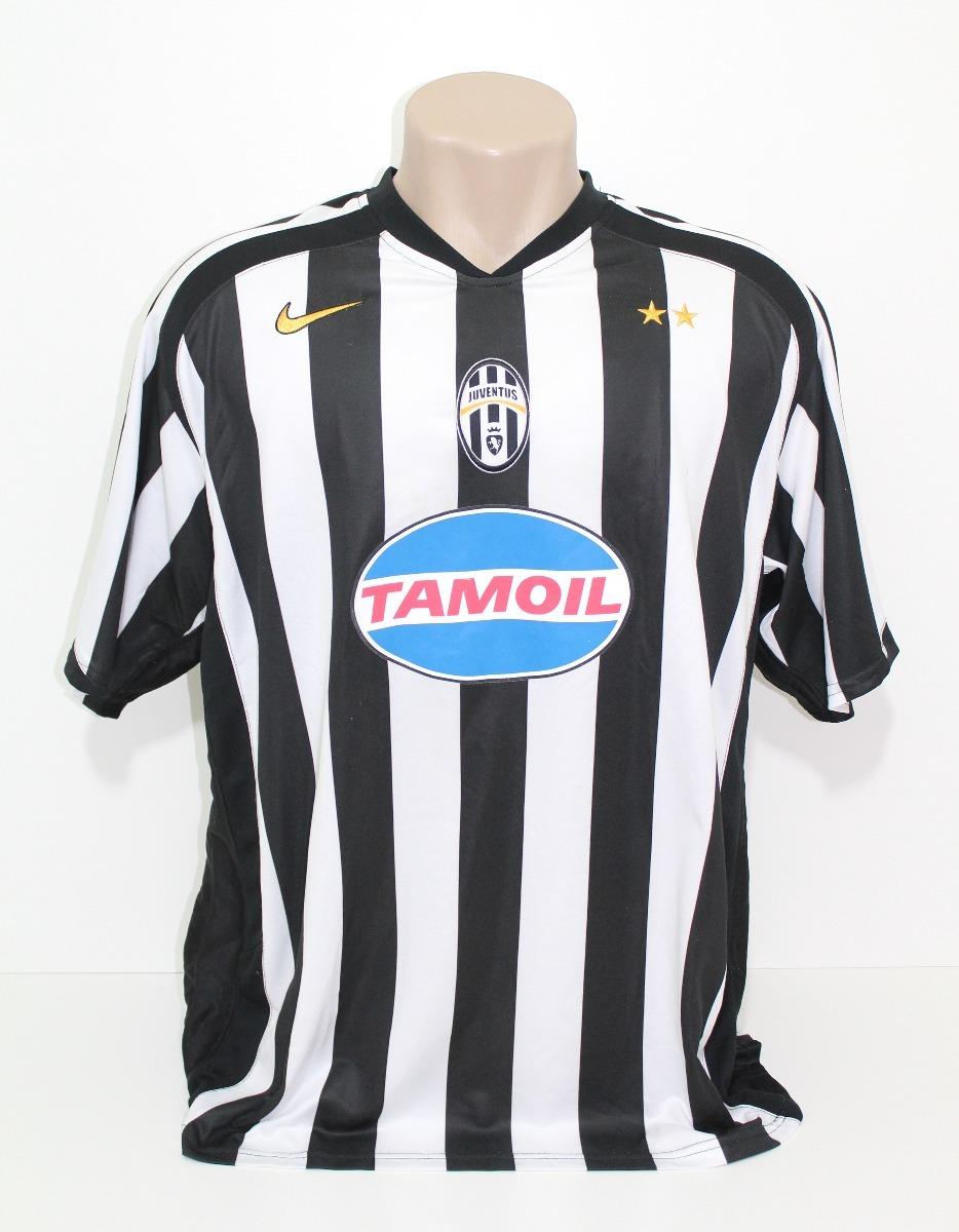 camisa original juventus 2005 2006 home nike. Carregando zoom. ed992c4cdcaf1
