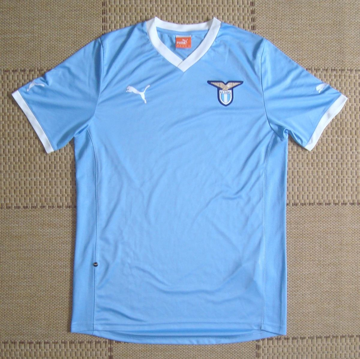 9555b1c902 camisa original lazio 2011 2012 home. Carregando zoom.