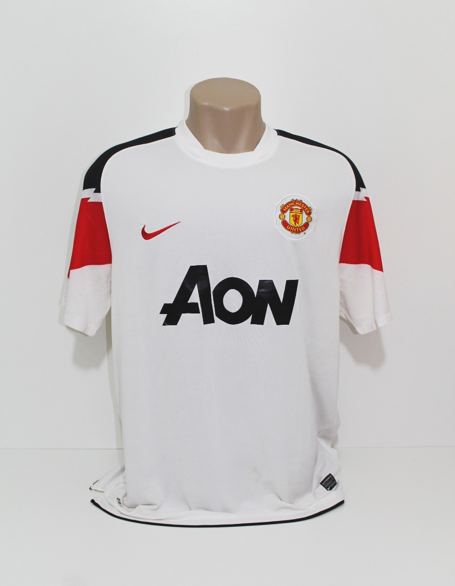 camisa original manchester united 2010 2011 away. Carregando zoom. 39b8b3912a91f