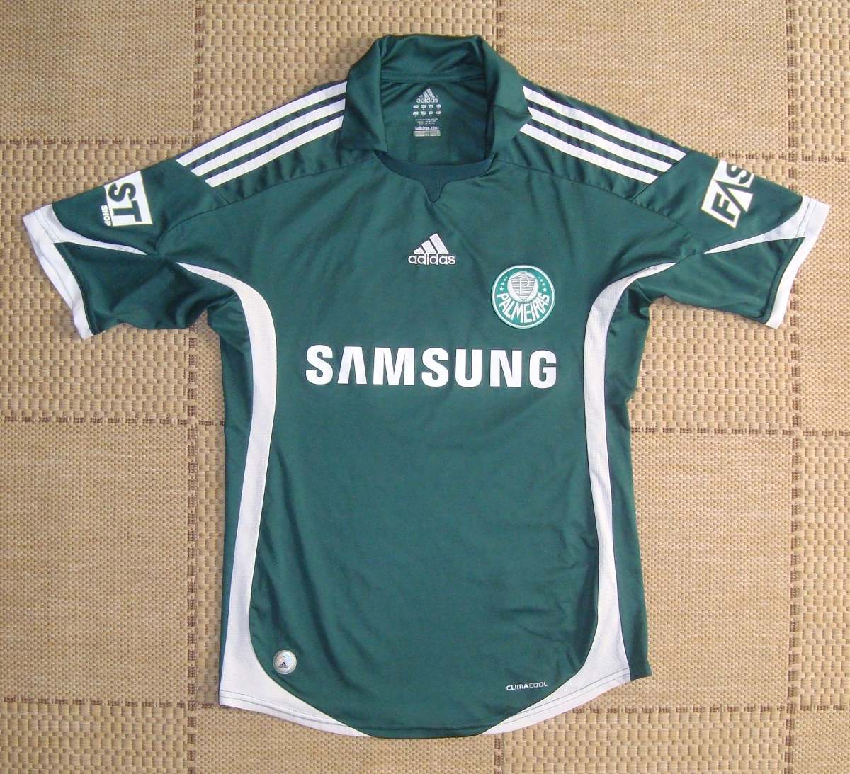 camisa original palmeiras 2009 2010 home  10. Carregando zoom. 92ed6f6a0d23c