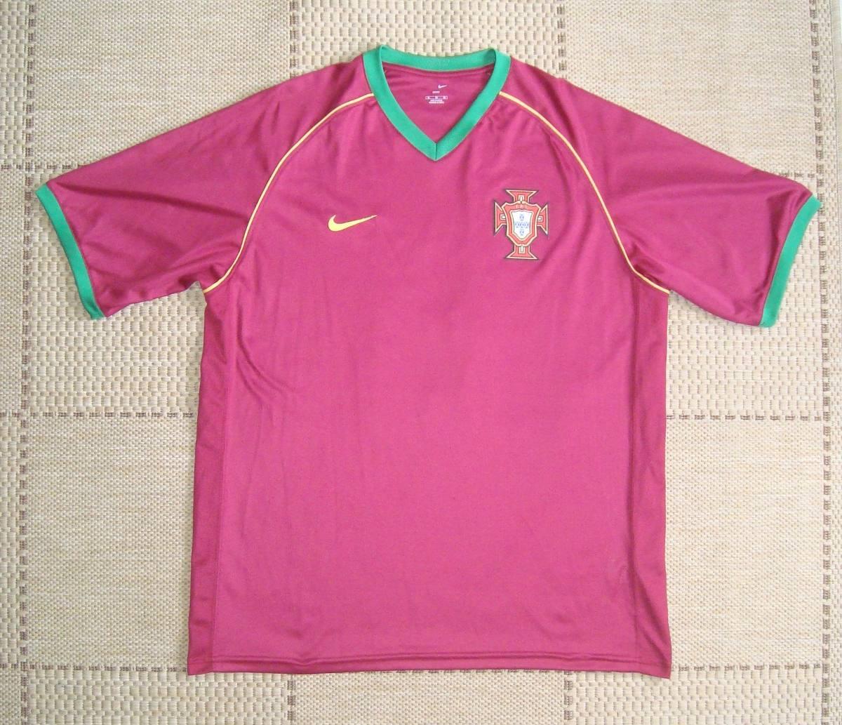 camisa original portugal 2006 home  9. Carregando zoom. 76da930b7442a