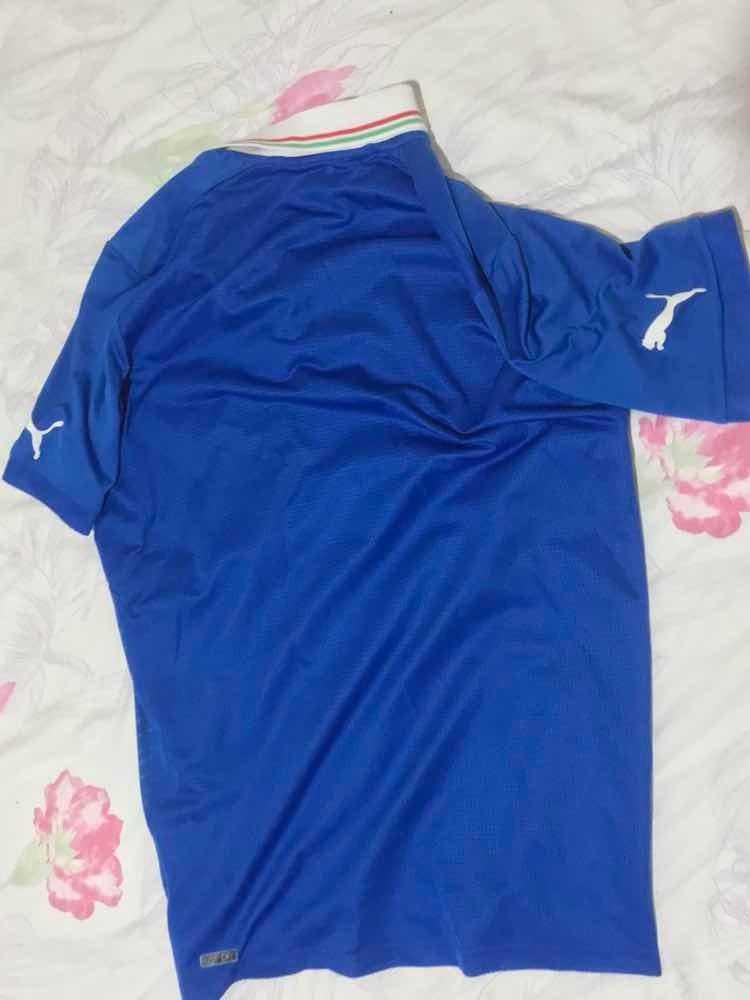 camisa original puma itália 2012. Carregando zoom. b00d8d7ecfc79