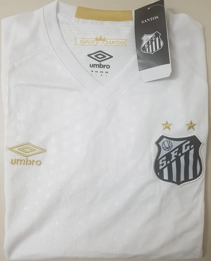 camisa original santos 2018 (home). Carregando zoom. 6eb253fd24d04