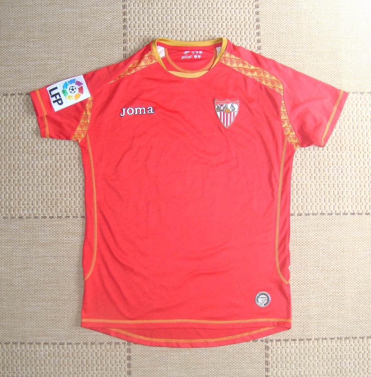 camisa original sevilla 2008 2009 away. Carregando zoom. f81befe4d7141