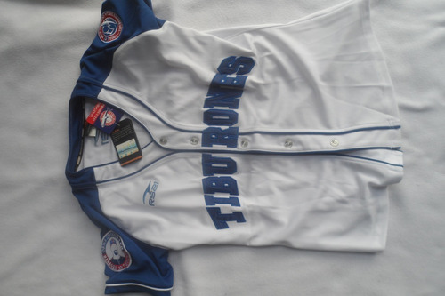 camisa original talla s - tiburones de la guaira