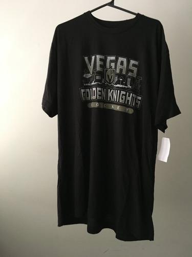 camisa original tamanho gg (xl) las vegas golden knights