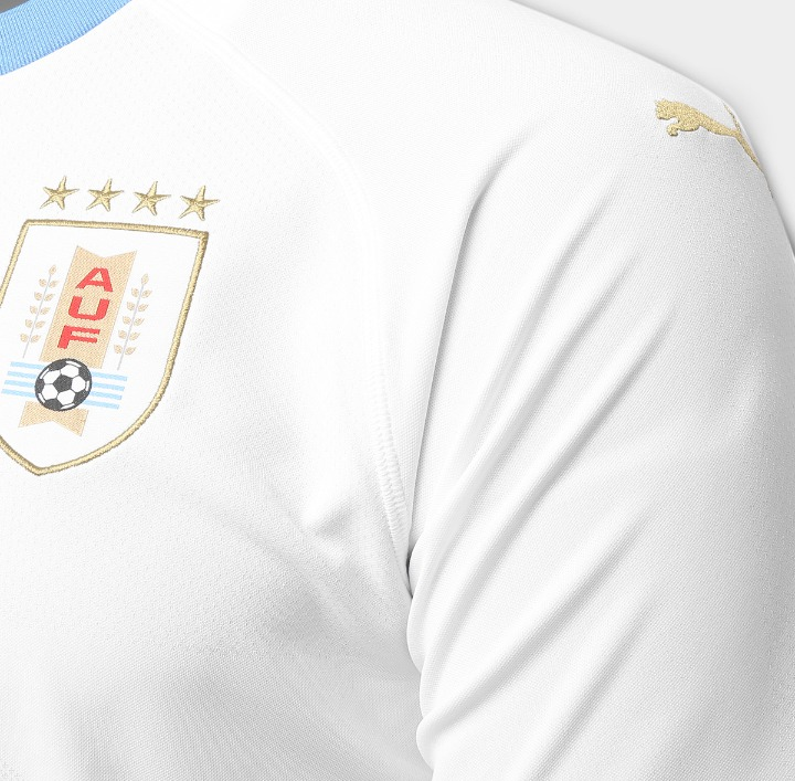 Camisa Original Uruguai 2018 (away) - R  120 5ccd47bcb542f