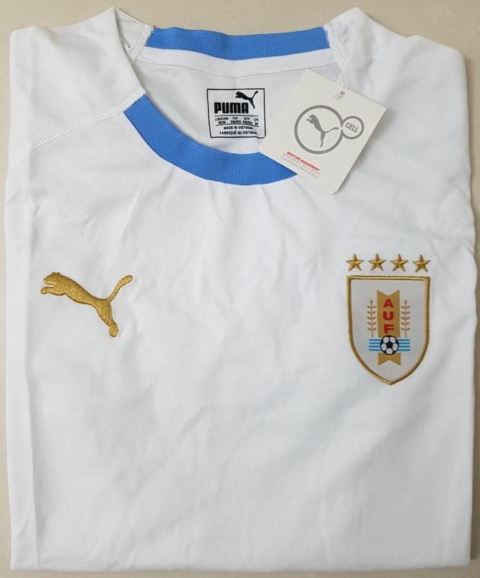 camisa original uruguai 2018 (away). Carregando zoom. 8b38fa557ca55