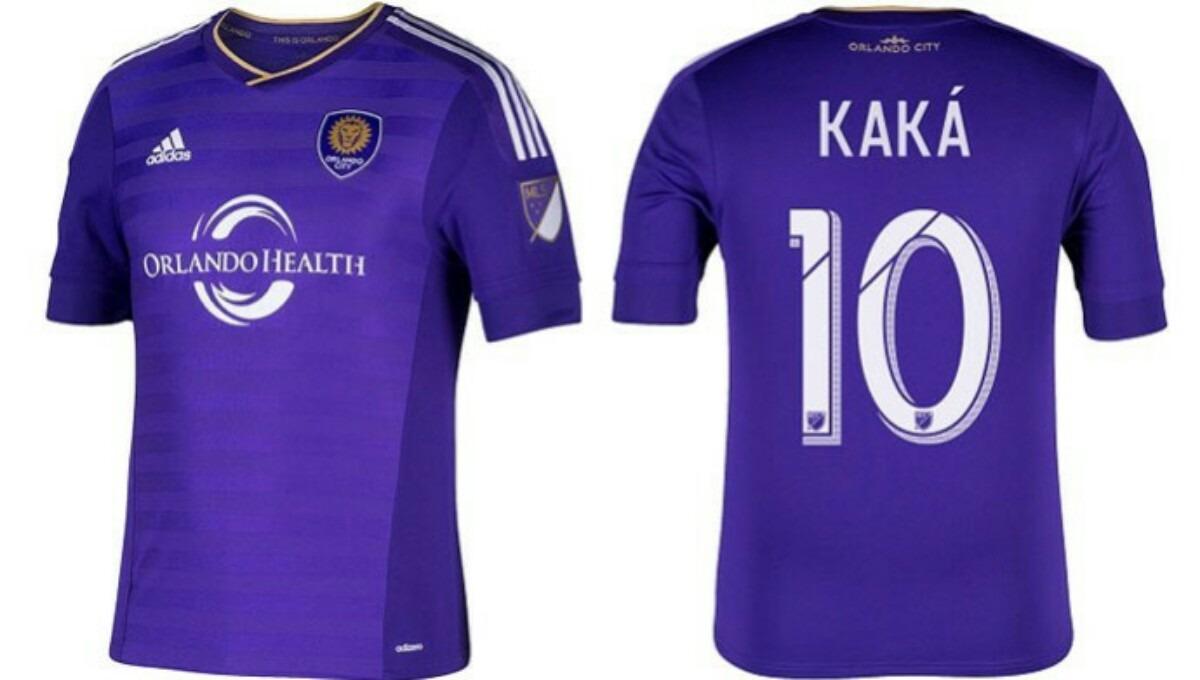 Camisa Orlando City Original Kaka Prontaentrega Frete Gratis - R ... bc752bbabc325