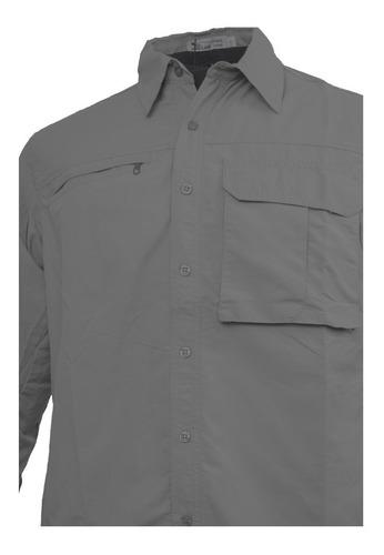 camisa  outdoor trekking antiolor