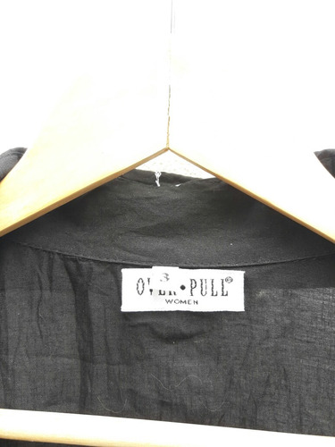 camisa over pull