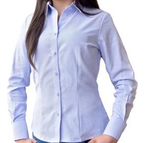 6b725e81bbd1 Camisa Oxford Dotacion Empresarial Clásico Dama