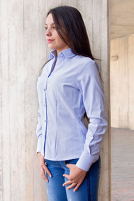 Dotación Clásica Camisa Oxford Nacional Mujer rdCoeBx