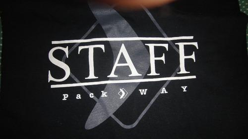 camisa pack way*****