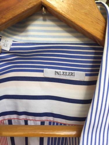 camisa pal zileri original