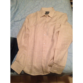 Camisa Pal Zilery Lab De Lino.