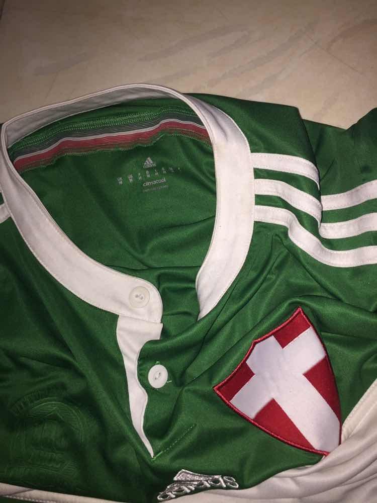 camisa palestra italia original. Carregando zoom. 8f455bafb0d7c