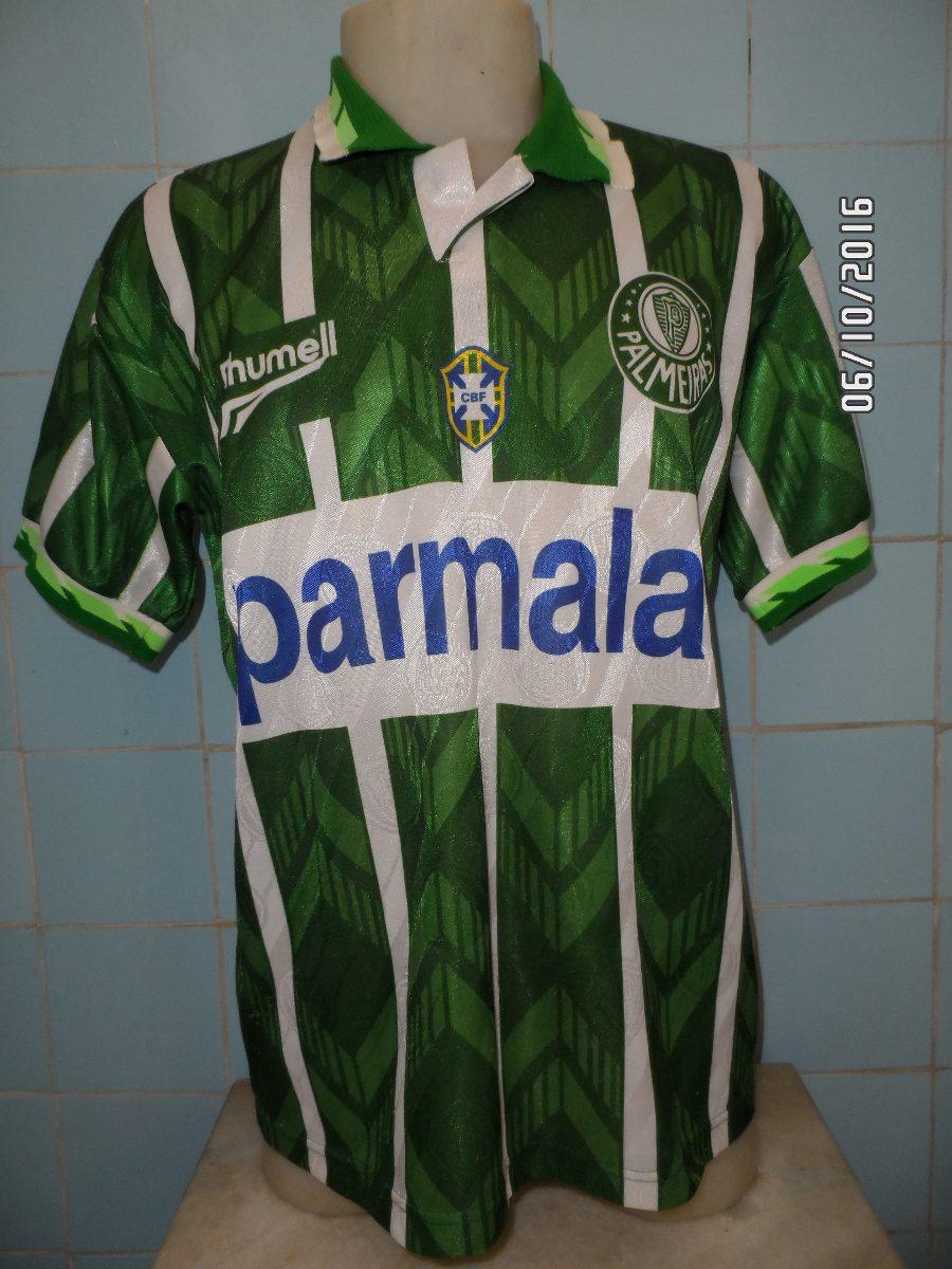 camisa palmeiras 1996 97. Carregando zoom. e6ecff9b980a7